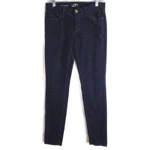 Ann Taylor Loft Corduroy Pants Size 26/2